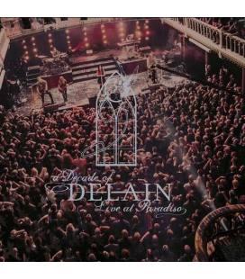 A Decade Of Delain-Live At Paradiso-DIGIPACK 2 CD+DVD+BLU RAY