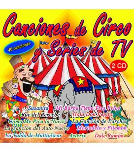 Canciones De Circo Y Series TV-2 CD