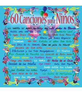 60 Canciones Para Niños-2 CD