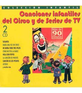 Canciones Infantiles Del Circo-2 CD