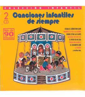 Canciones Infantiles De Siempre-2 CD