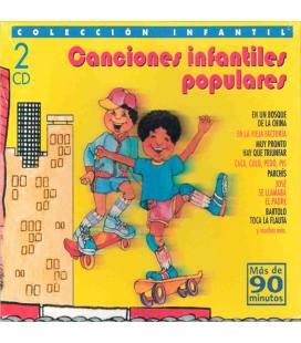 Canciones Infantiles Populares-2 CD