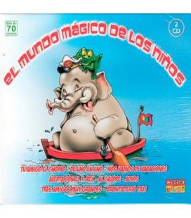 El Mundo Magico De Los Niños-2 CD