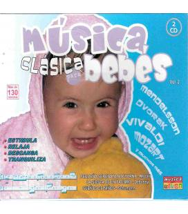Musica Clasica Para Bebes-Vol.2-2 CD