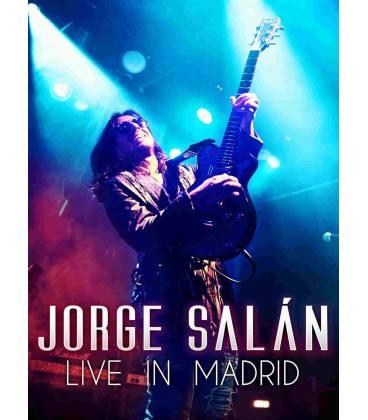 Live In Madrid - 1 CD+1 DVD