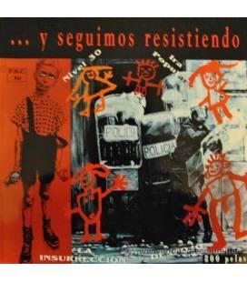 ...Y Seguimos Resistiendo (1 LP)