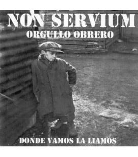 Orgullo Obrero (Donde Vamos La Liamos) (1 LP)