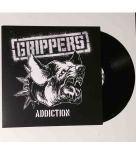 Addiction + Fanzine 8 Páginas (1 LP)