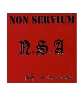 N.S.A. La Santa Familia (1 LP)