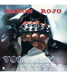 Volumen Brutal (Remasterizado)-1 LP