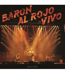 Baron Al Rojo Vivo (Remasterizado)-2 LP