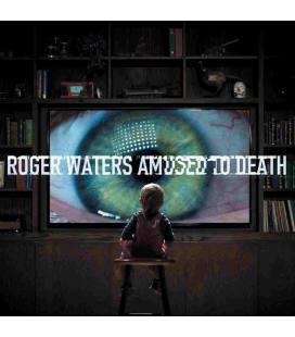 Amused To Death. Ex-Us 2-LP