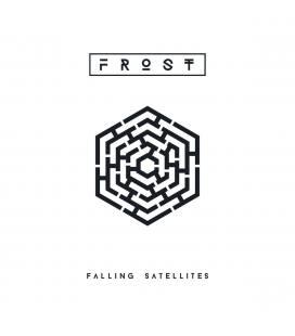Falling Satellites. Gatefold Black 2LP+CD