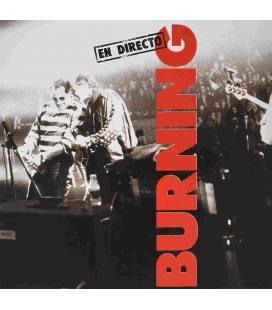 Burning En Directo (Remasterizado)-2 LP