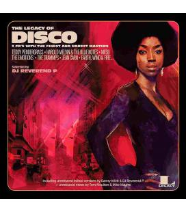 The Legacy Of Disco.-2 LP