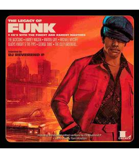 The Legacy Of Funk.-2 LP