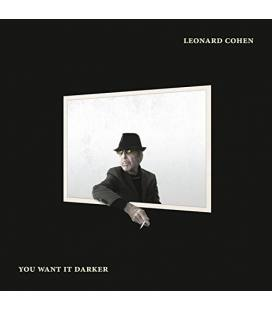 You Want It Darker-1 LP