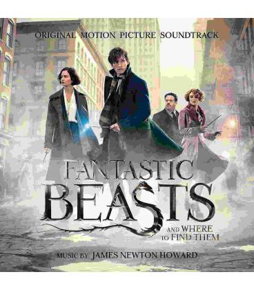 Fantastic Beasts And Where To Find Them (Original Motion Picture Soundtrack).Picture Disc Vinyl-1 LP