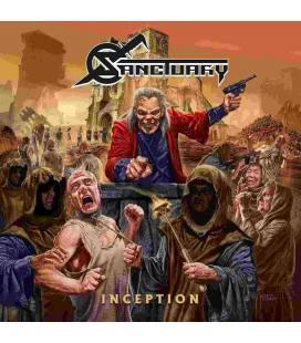 IncEPtion. Gatefold Black LP+CD & LP-Booklet & Poster