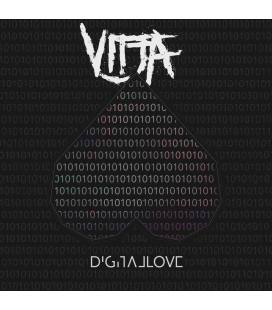 Digital Love. Black LP+CD
