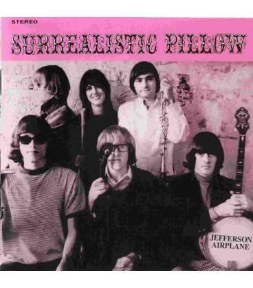 Surrealistic Pillow. Mov Transition-1 LP