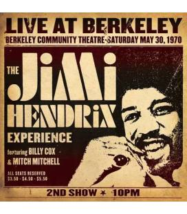 Live At Berkeley. May 30, 1970 - 2Nd Show, 10Pm-2 LP