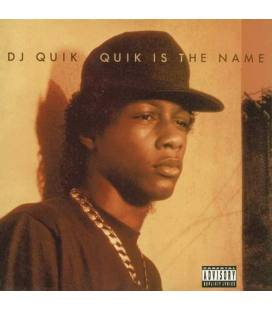 Quik Is The Name-1 LP