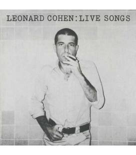 Leonard Cohen: Live Songs-1 LP