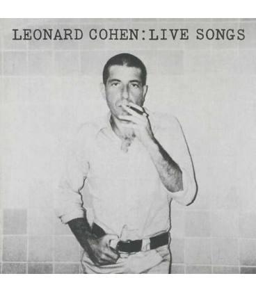 Leonard Cohen: Live Songs-1 LP