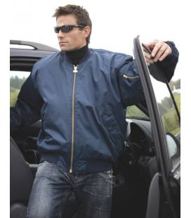 Chaqueta aviador reversible