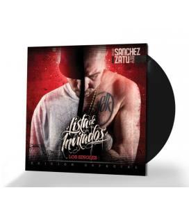 Lista De Invitados Los Singles-1 LP