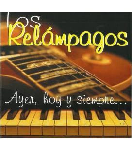Ayer, Hoy y Siempre (1 CD)