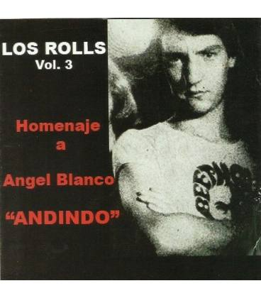 "Homenaje a Ángel Blanco ""Andindo (1 CD)"