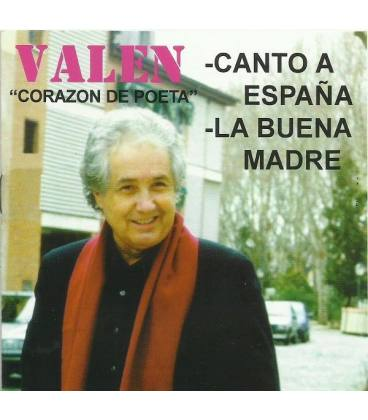 Corazón de Poeta (1 CD)