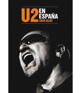 U2 en España (1 Libro)