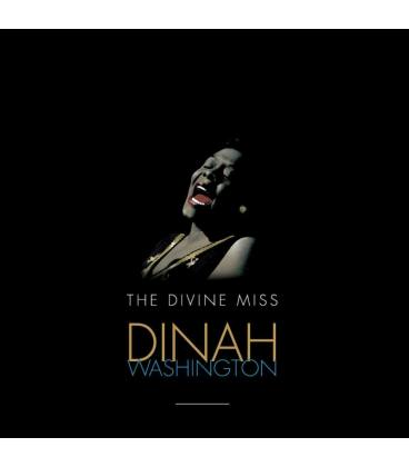 The Divine Miss Dinah Washington-BOX SET: 5 CD