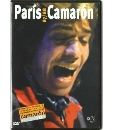 Paris 87-1 DVD