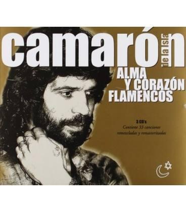 Alma Y Corazon Flamencos-3 CD