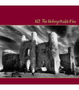 The Unforgettable Fire Deluxe Limitad-2 CD
