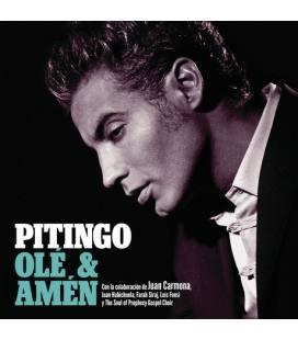 Ole Y Amen ***B***-1 CD