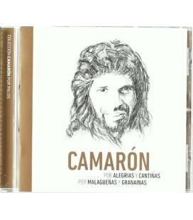 Camaron Por Alegrias Cantiñas Malagueñas-1 CD