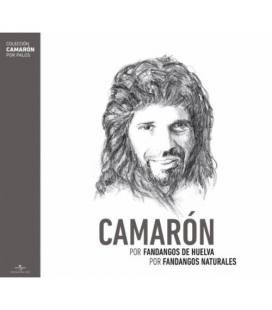 Camaron Por Fandangos Huelva Naturales-1 CD