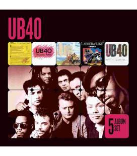 Signing Off / Present Arms / Ub44 / Labo-5 CD BOX