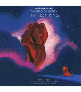 The Lion King The Legacy Collection-2 CD