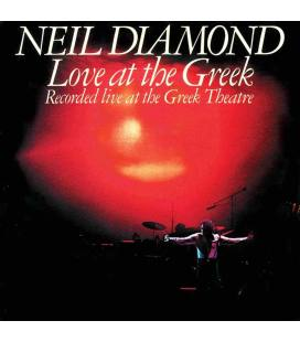 Love At The Greek-1 CD