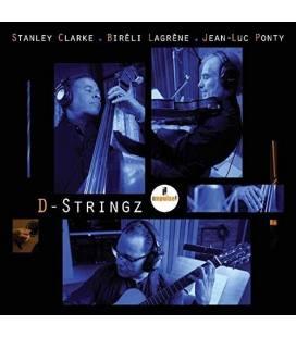 Dstringz-1 CD
