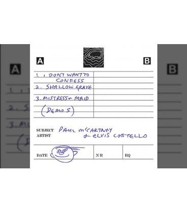 Cassette Demos (Flowers I-1 CASSETTE