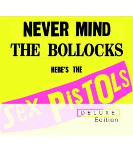 Never Mind The Bollocks (Deluxe)-2 CD
