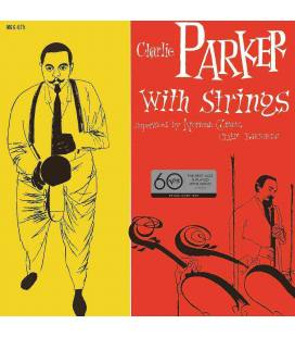 Charlie Parker With Strings Back To Black-1 LP