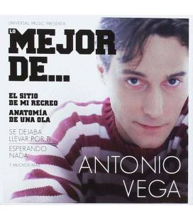 Lo Mejor De Antonio Vega-1 CD